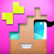 New CUTE GIRL SKINS FREE For Minecraft PE & PC logo