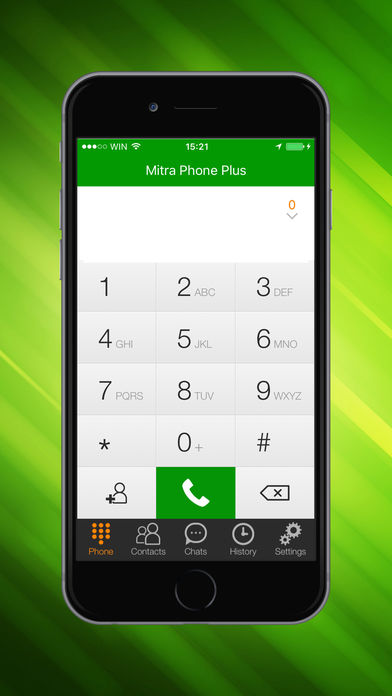 MitraPhone - VoIP SIP secure calls with recording alternatives