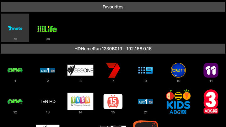 Netstream TV alternatives - similar apps