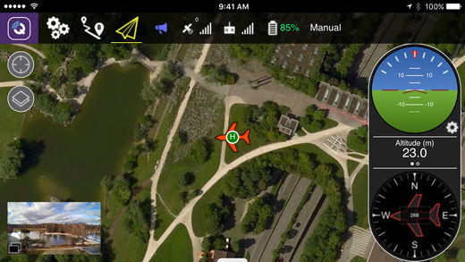 QGroundControl alternatives - similar apps