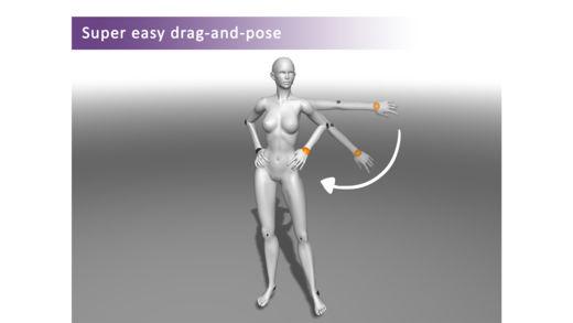 Magic Poser - Art Pose Tool alternatives - similar apps