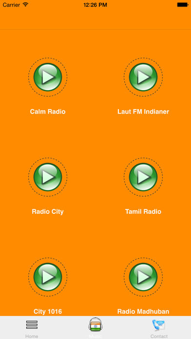 Radio India - all indian radios fm live free online the best