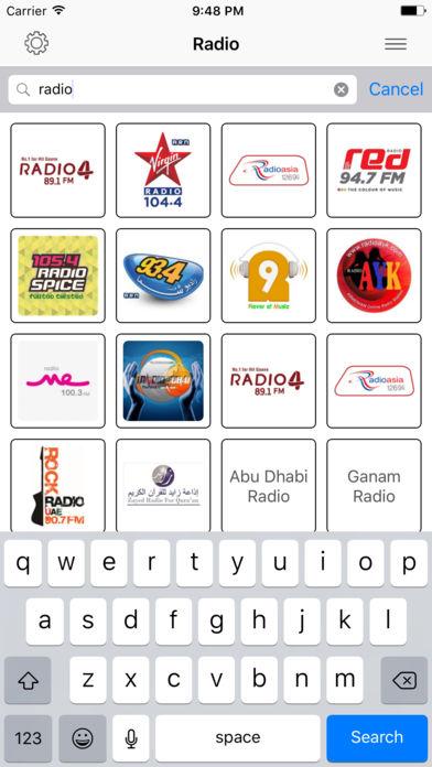 Radio FM UAE Online Stations alternatives - similar apps