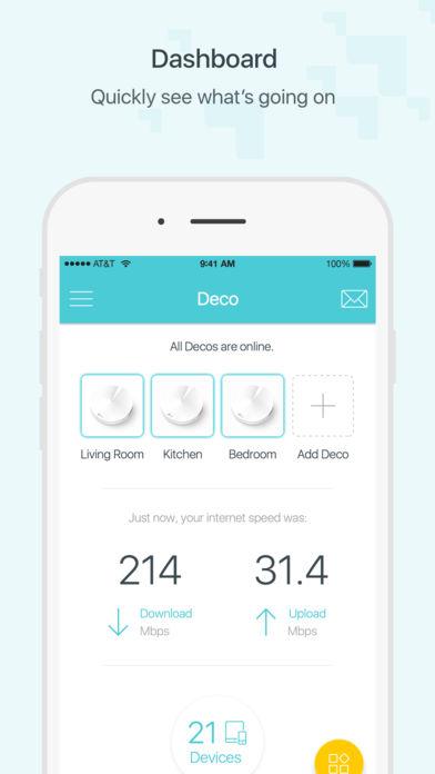 TP-Link Deco alternatives - similar apps