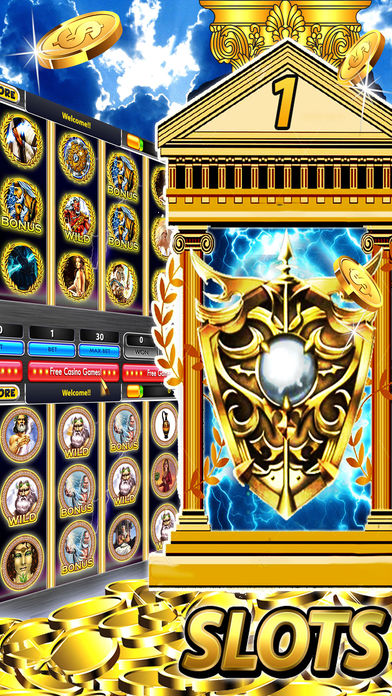 Zeus slot machine jackpot