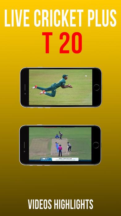 Live Cricket Plus T20 alternatives - similar apps