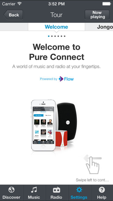 Download our free app for pure devices | pure.