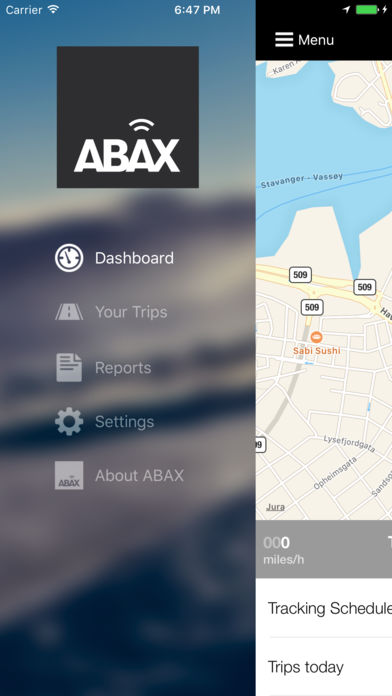 abax triplog mileage claim alternatives similar apps