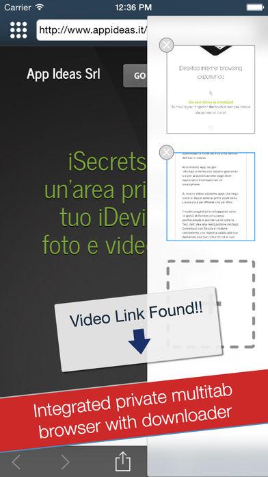 iSecrets: Media Vault and private browser alternatives - similar apps