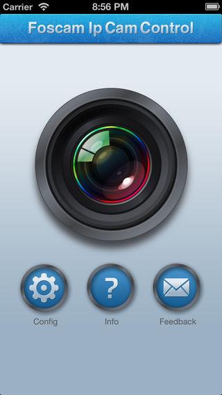 Foscam IP Cam Control alternatives - similar apps