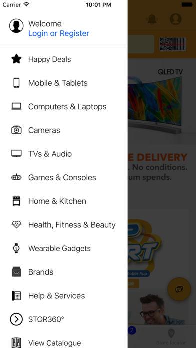 Top 10 Sharaf DG alternatives - similar apps