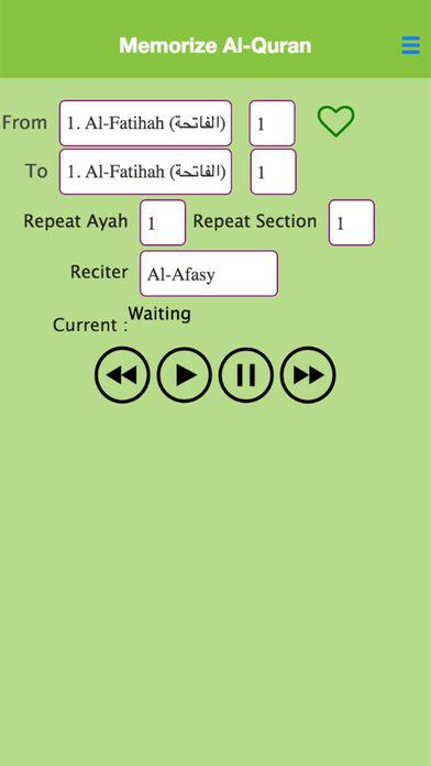 Memorize Quran alternatives - similar apps