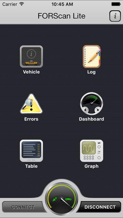 FORScan Lite - for Ford, Mazda alternatives - similar apps